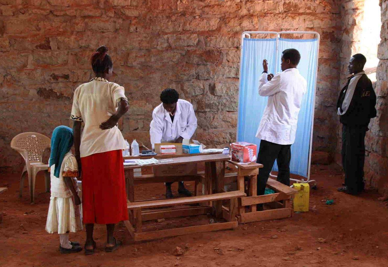 Levantando barreras contra el SIDA
