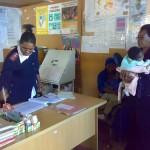 Lucha contra el SIDA en Alfred Nzo, Sudáfrica