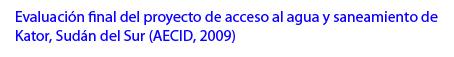 Evaluación-Kator-AECID-2009